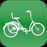 e-Bike Typ - Dreiräder - 2018