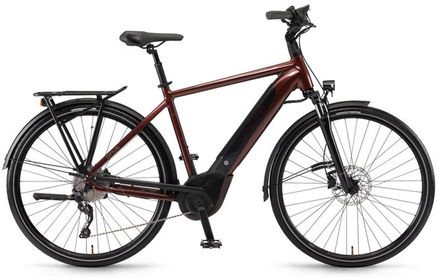 Winora Sinus i10 - City e-Bike / Trekking e-Bike - 2018