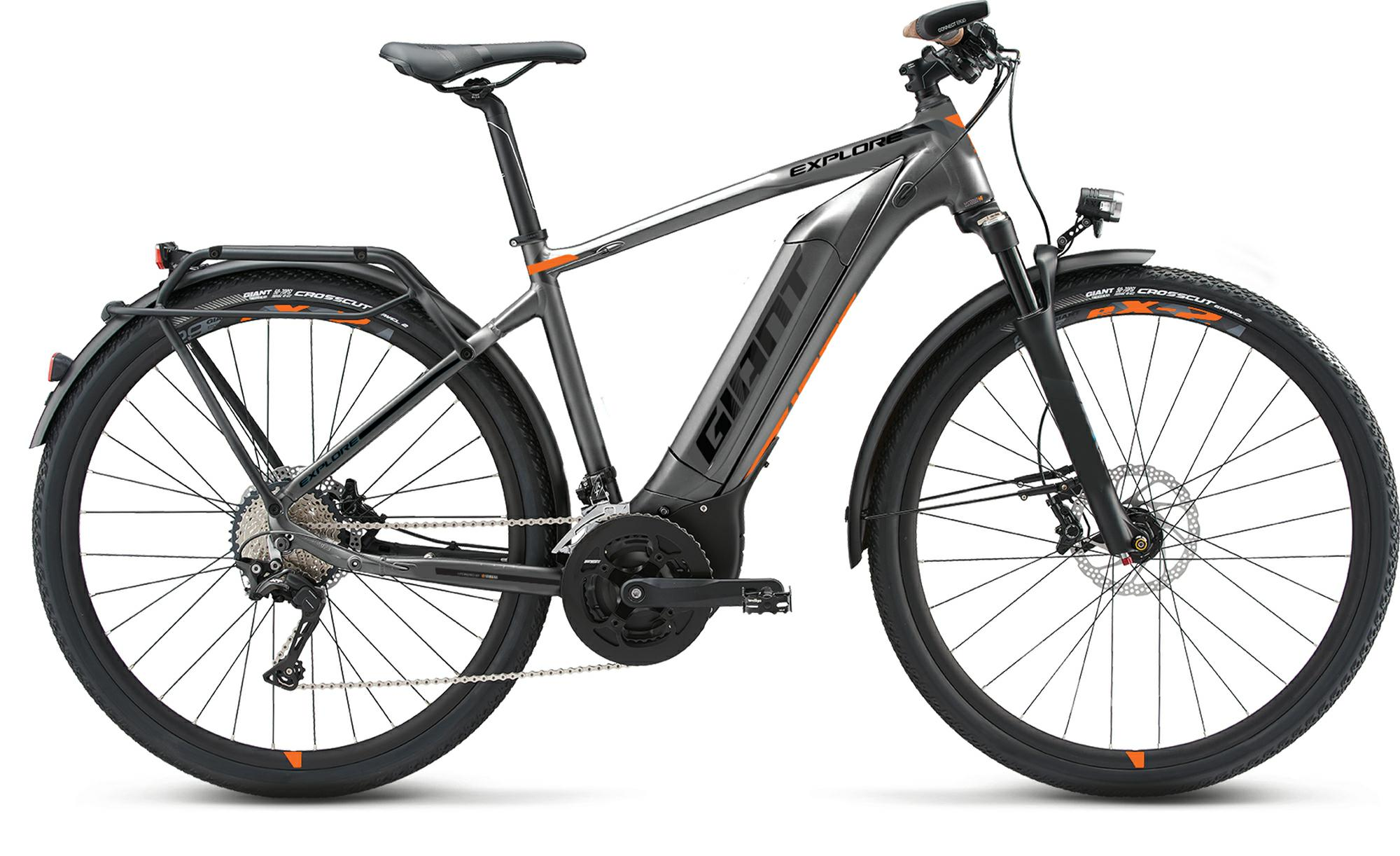 Giant Explore E+ 0 - GTA - Trekking e-Bike - 2019