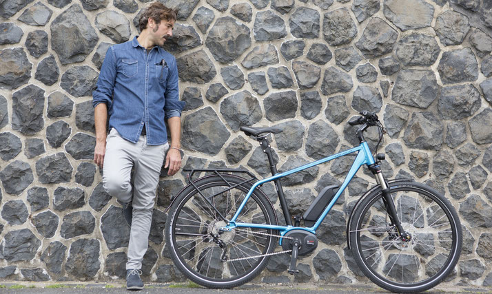 e-Bike Rahmenformen