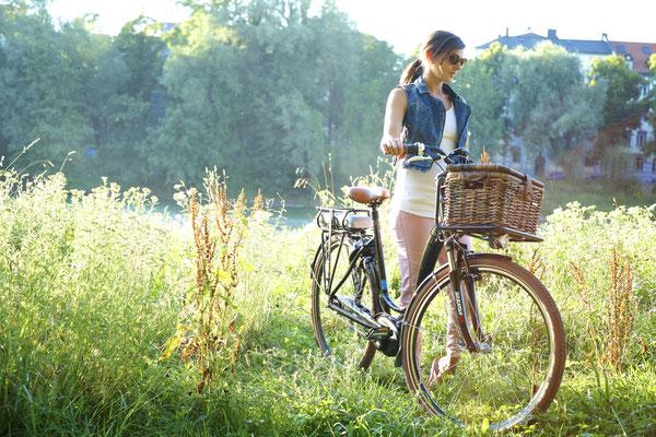 City e-Bikes mit Nabenschaltungen und elektronischen Schaltungen bei Ihrem e-motion e-Bike Händler probefahren