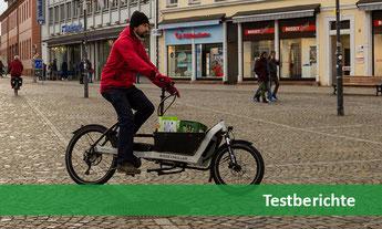e-Bike Testberichte