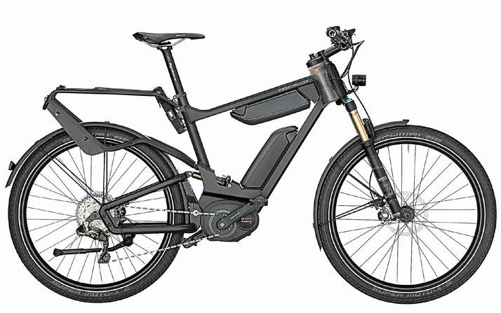 Riese & Müller Delite 25 - Trekking e-Bike - 2018