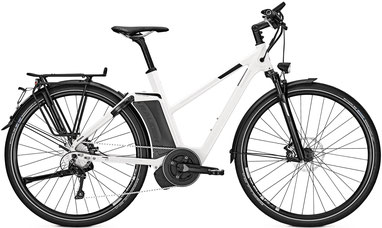 Raleigh - Ashford S10 in weiß- City e-Bike / Trekking e-Bike - 2018