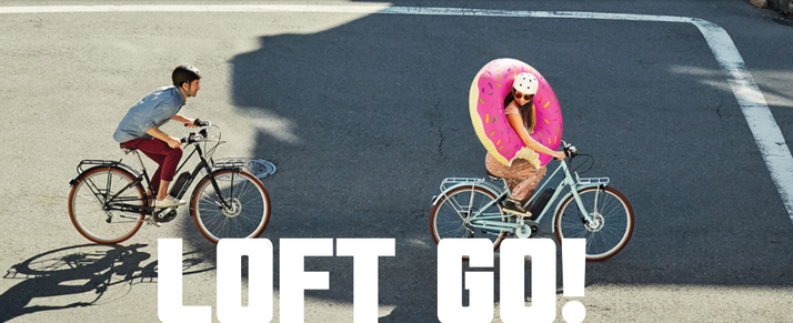Electra Loft Go! - Lifestyle e-Bike 2019