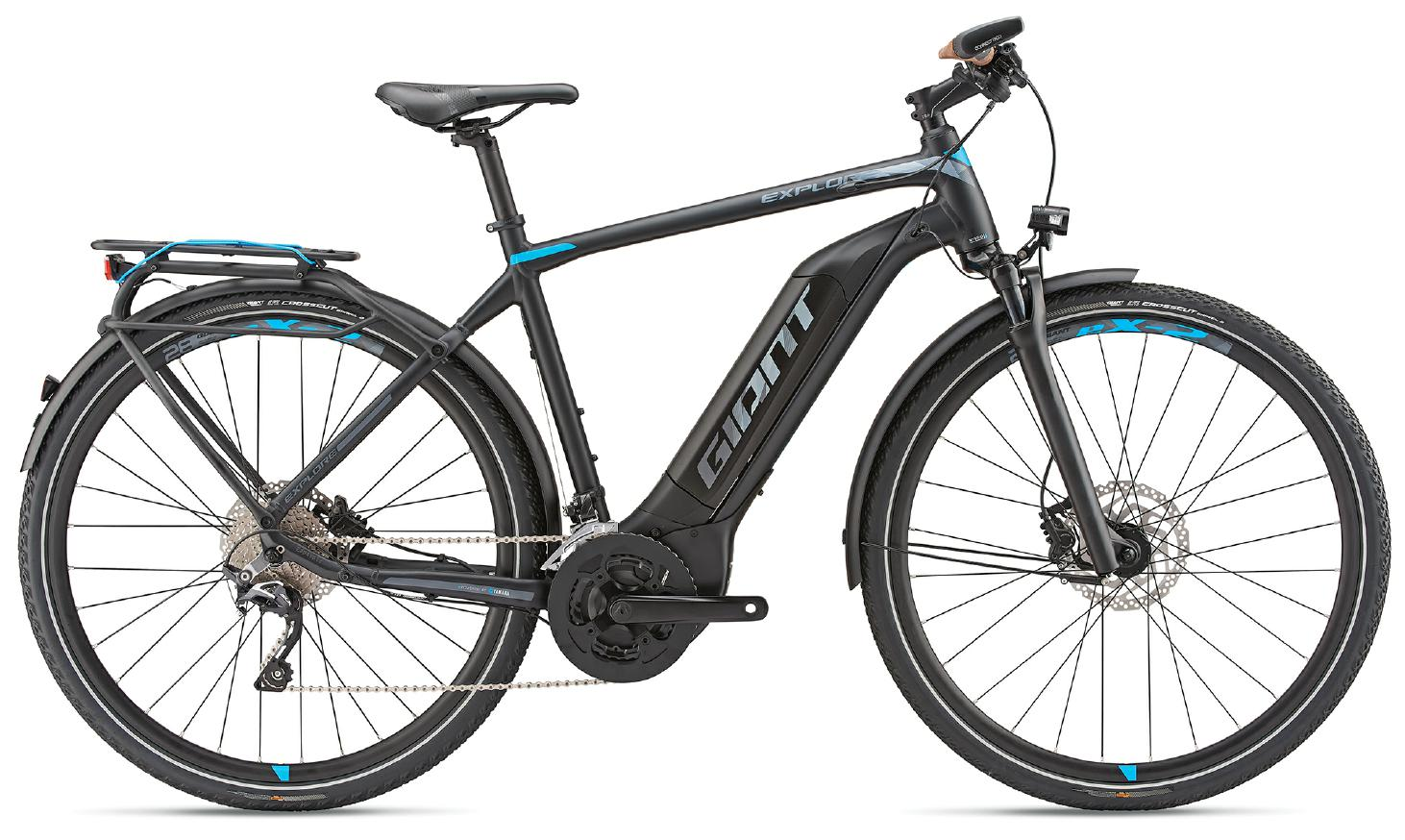 Giant Explore E+ 1 - GTS - Trekking e-Bike - 2019