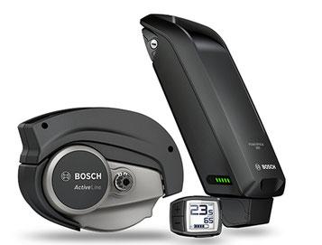 Bosch e-Bike Active Line: Update für 2018