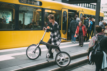 Kaufberatung für Falt- und Kompakt e-Bikes