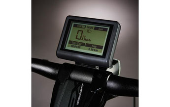 LCD Display zum Impulse EVO e-Bike Antrieb - Display
