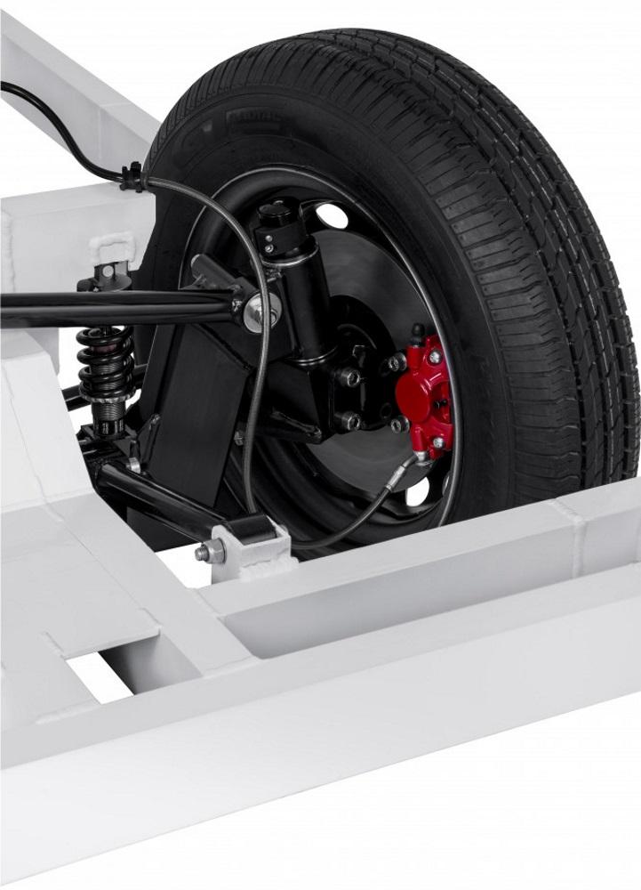 Urban Arrow Tender 2500 Flatbed - 2020
