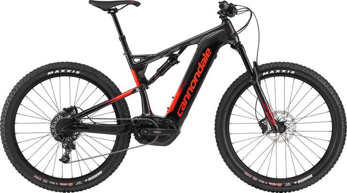Cannondale Cujo Neo 130 3 e-Mountainbike 2019
