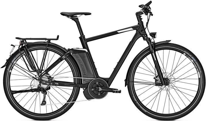 Raleigh Ashford S10 - Yity e-Bike / Trekking e-Bike - 2018