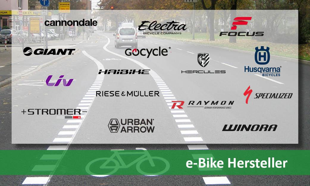 e-Bike Hersteller