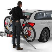 e-Bike Transport - Der Heckträger fürs Auto Technische Details im Überblick: