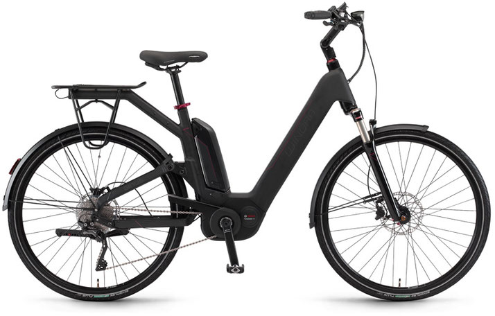 Winora Sinus Dyo 10 - City e-Bike - 2018