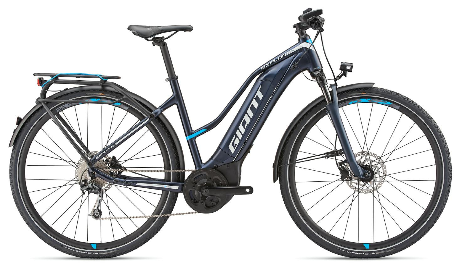 Giant Explore E+ 2 - STA - Trekking e-Bike - 2019