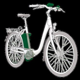 Impulse e-Bike Antrieb
