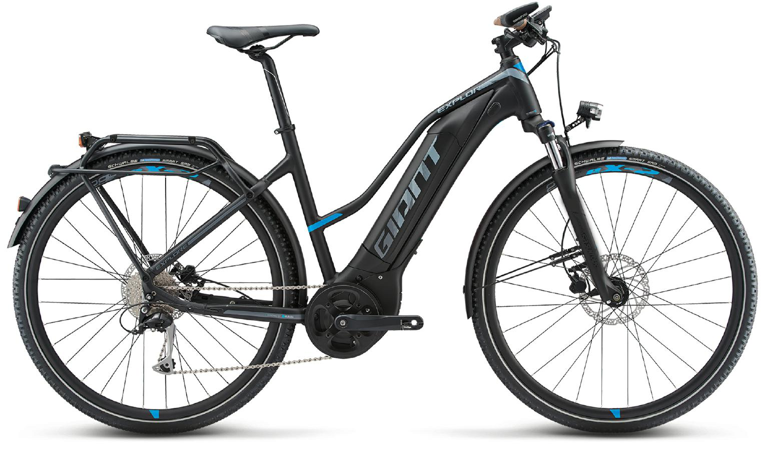 Giant Explore E+ 1 - STA - Trekking e-Bike - 2019