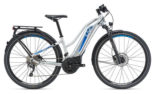 LIV Amiti E+ 0 - Trekking e-Bike - 2019