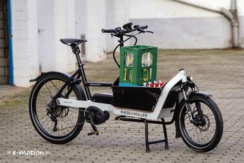 Riese & Müller - Packster - e-Bike Testbericht
