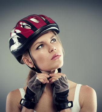 Zubehör für Ihr Pedelec - Helm