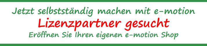 e-Bike Lizenzpartner für Österreich gesucht!