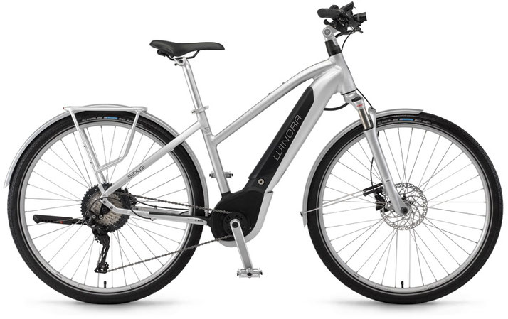 Winora Sinus iX11 Urban - City e-Bike - 2018