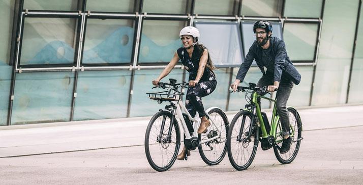 Vorteile eines e-Bikes