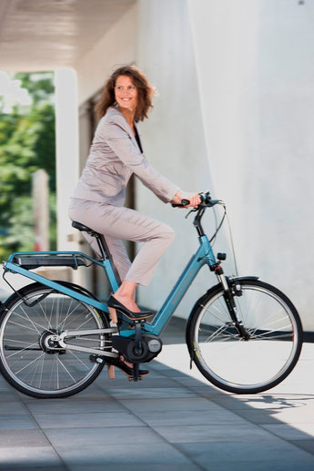 Riese & Müller Culture Automatic -City e-Bike - 2019