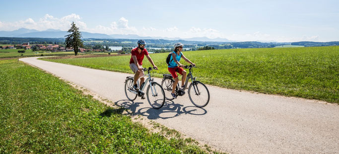 Ihre Ergonomie-Vorteile durch ein e-Bike