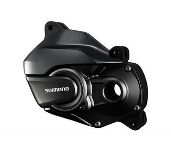 Überzeugende Sensorik im e-MTB Antrieb Shimano Steps E8000