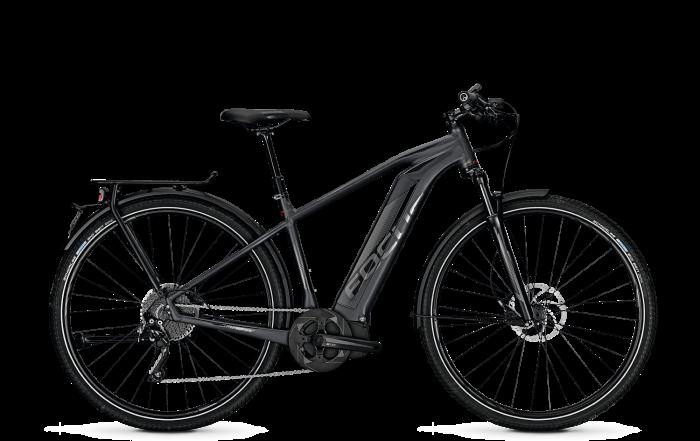 Focus Jarifa Impulse Street Speed - Trekking e-Bike 2018
