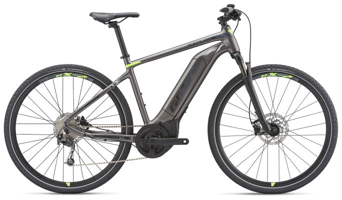 Giant Explore E+ 3 - GTS - Crossrennrad e-Bike - 2019