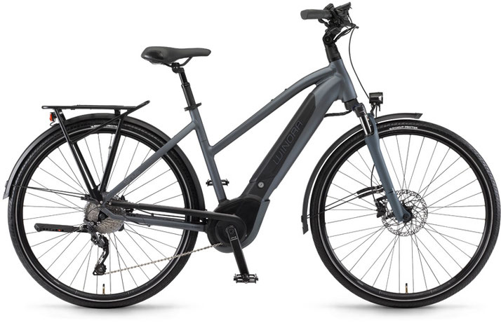 Winora Sinus i10 - City e-Bike - 2018