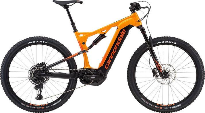 Cannondale Cujo Neo 130 2 e-Mountainbike 2019