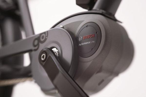 Bosch Mittelmotor am Townie Go! 2019