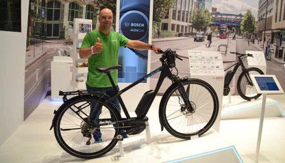 Das e-Bike ABS bei e-motion testen - 2018