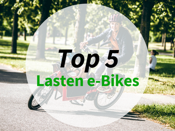Top 5 Lastene-Bikes