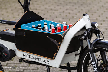 Riese & Müller - Die Belastungsgrenze des Packster 40