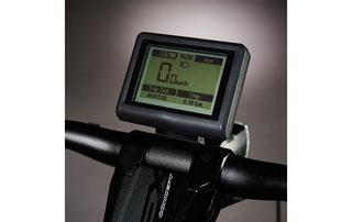 Display Impulse EVO e-Bike Antrieb