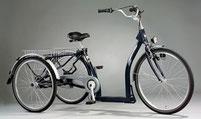 Sesselrad - Pfau-Tec Classic Dreirad - Dreirad für Erwachsene - 2018