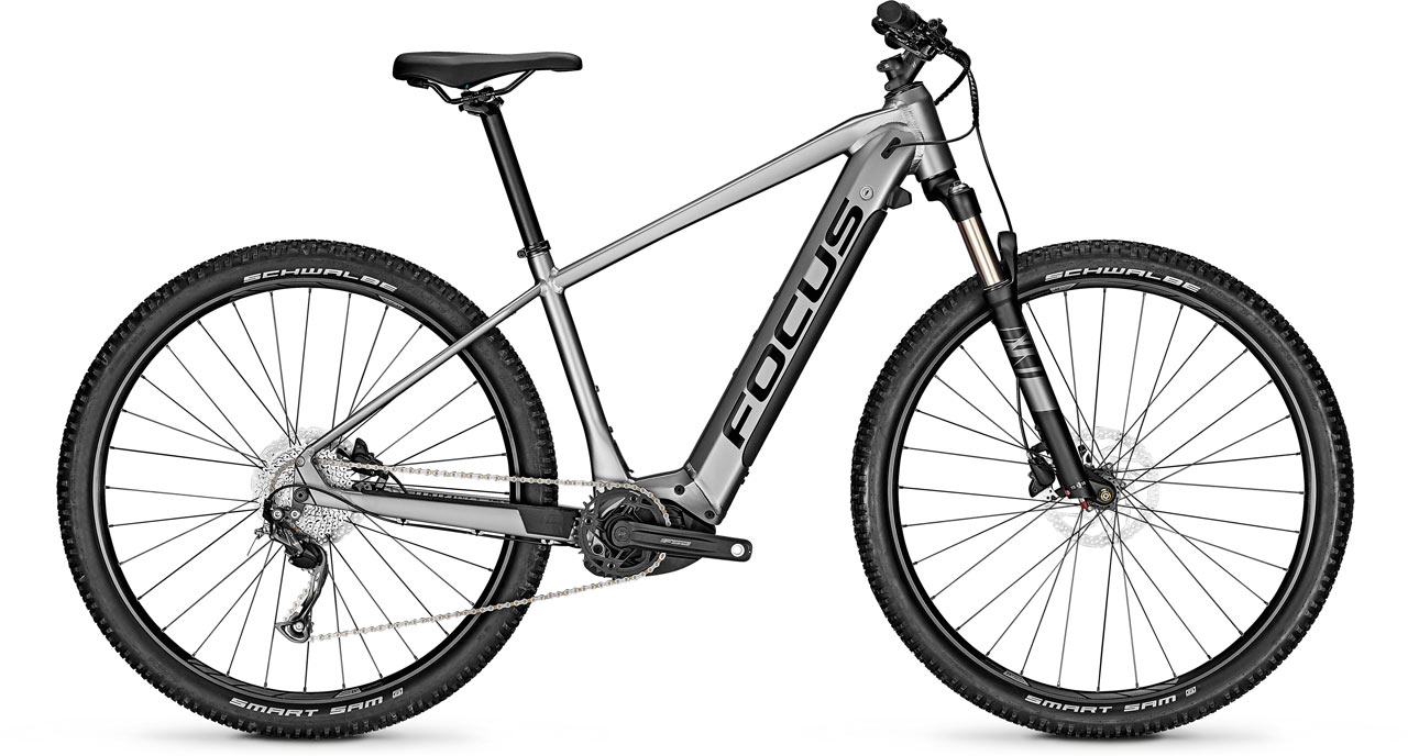 Focus Jarifa² 6.7 Seven - e-Mountainbike 2020