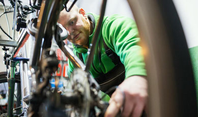 Die Mechanik im e-Bike regelmäßig Warten lassen