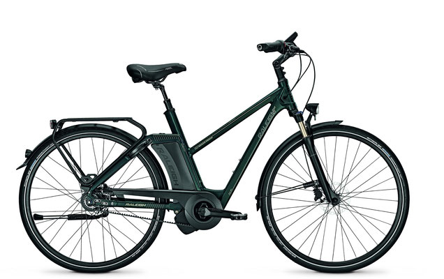 Raleigh Newgate Premium - City e-Bike - 2018