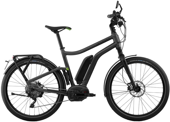 Cannondale Contro E-Speed 2 Speed-Pedelec - 2018