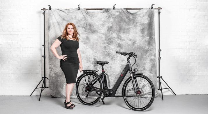 Winora Sinus Ena e-Bikes - 2018