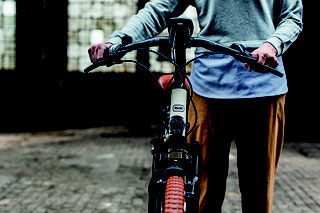 Finden Sie bei einer Probefahrt mit Trekking e-Bike heraus welche Komponenten Sie bevorzugen