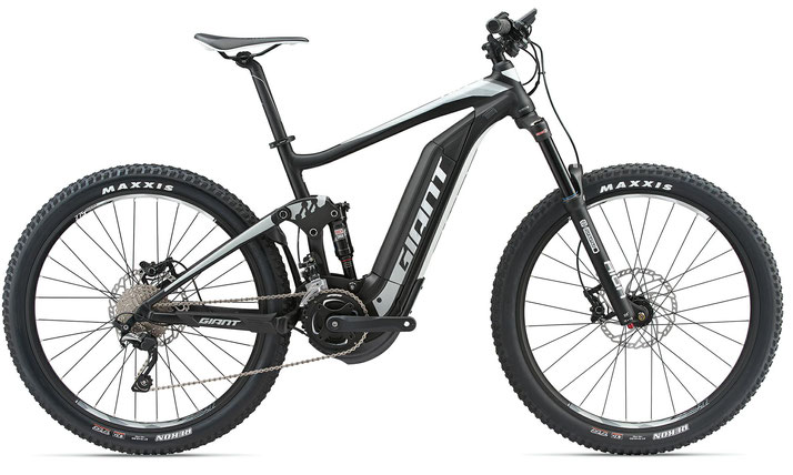 Giant Full-E - e-Mountainbike 2018