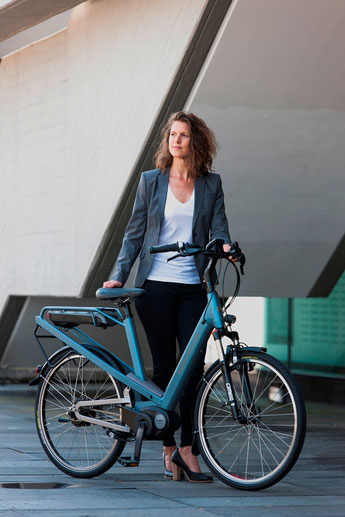 Riese & Müller Culture Automatic - City e-Bike - 2019