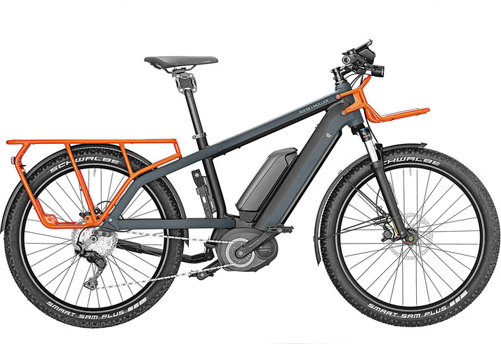 Riese & Müller Multicharger GX touring/ GX touring HS - 2019